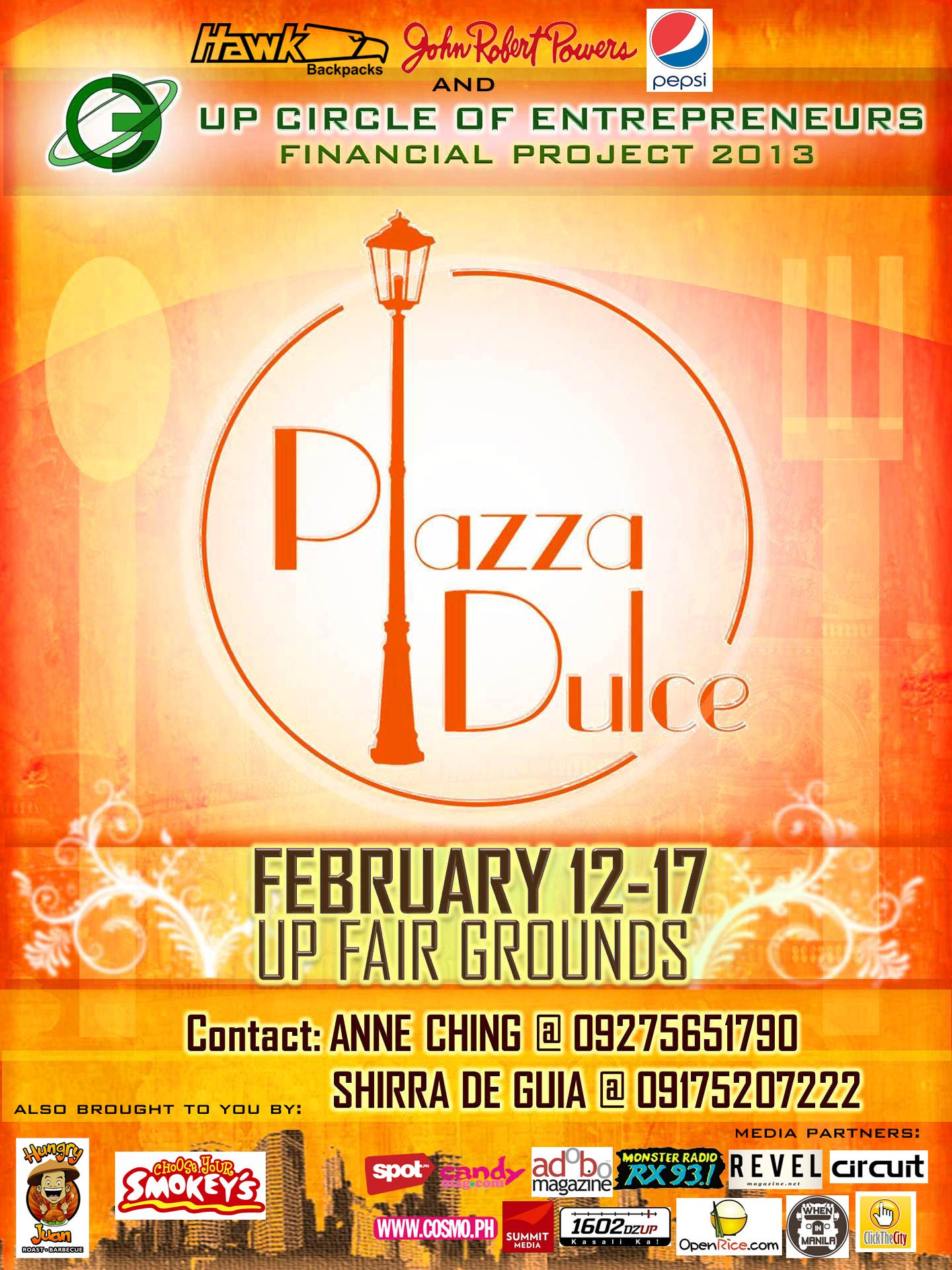 PIAZZA DULCE OFFICIAL PUBMAT WITH SPONSORS