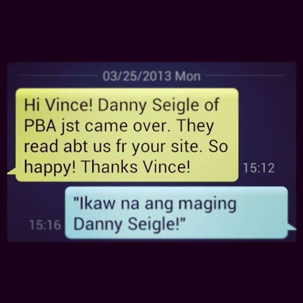 Social Media Marketing Manila Online Advertising WhenInManila Danny Siegel