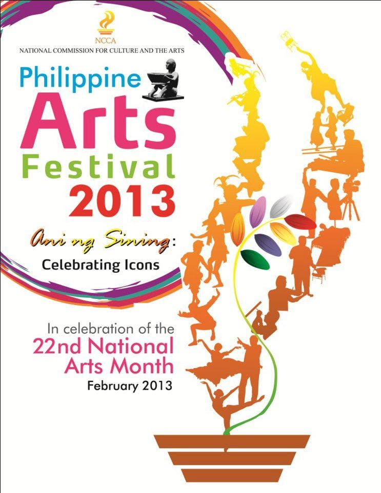 Philippine Arts Festival 2013: Showcasing The Country's Arts