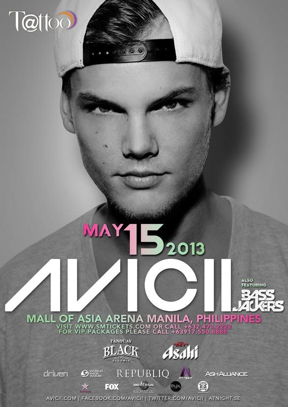AVICII_2013_WHEN IN MANILA