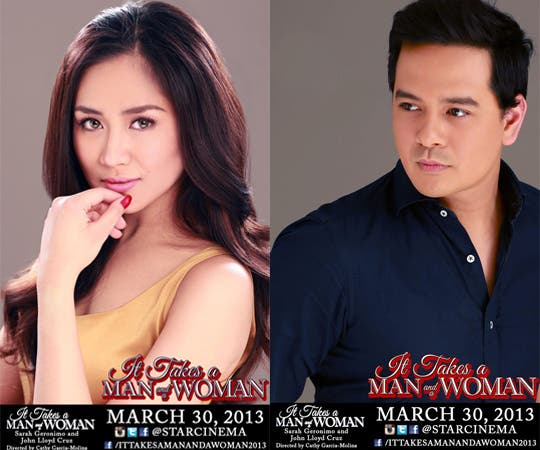 AshLloyd in In Takes A Man and A Woman