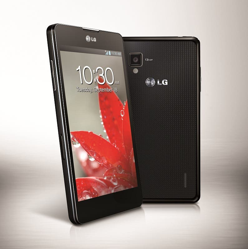 LG Optimus G - Product Shot (1)