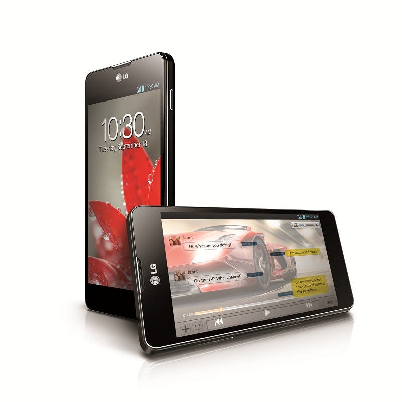 LG Optimus G - Product Shot (3)