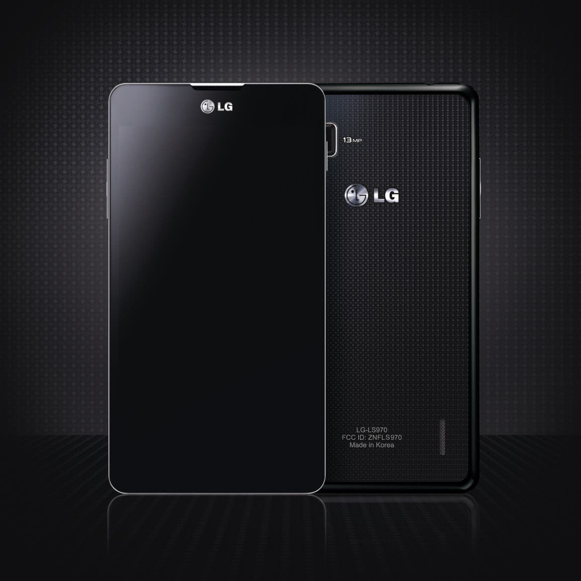 LG Optimus G - Product Shot (4)