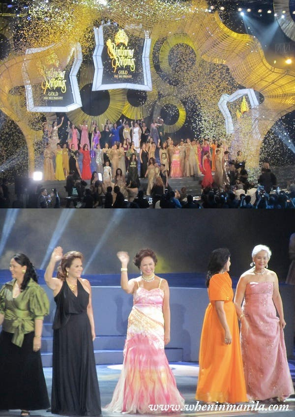 Binibining Pilipinas Queens through the years