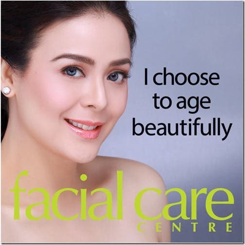 Marie France and Facial Care Centre 30k Blogger Giveaway WhenInManila