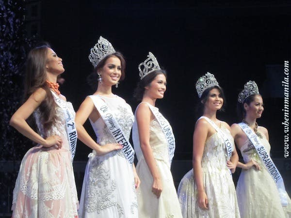 In the List of Countries with the Most Beauty Queen Crowns, the