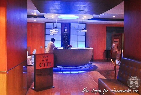 Top of the Citi