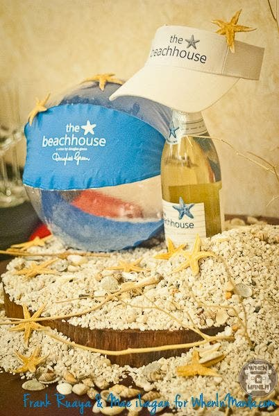 THE BEACHHOUSE SPARKLING Sauvignon Blanc (80%) and Semillon (20%)  Php 490.00 (75cl)