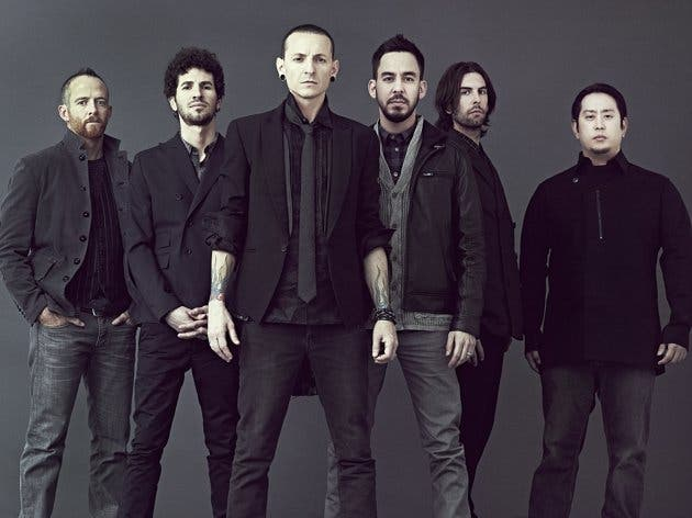 Linkin Park Live in Manila 2013: Crawling-in-My-Skin Excited