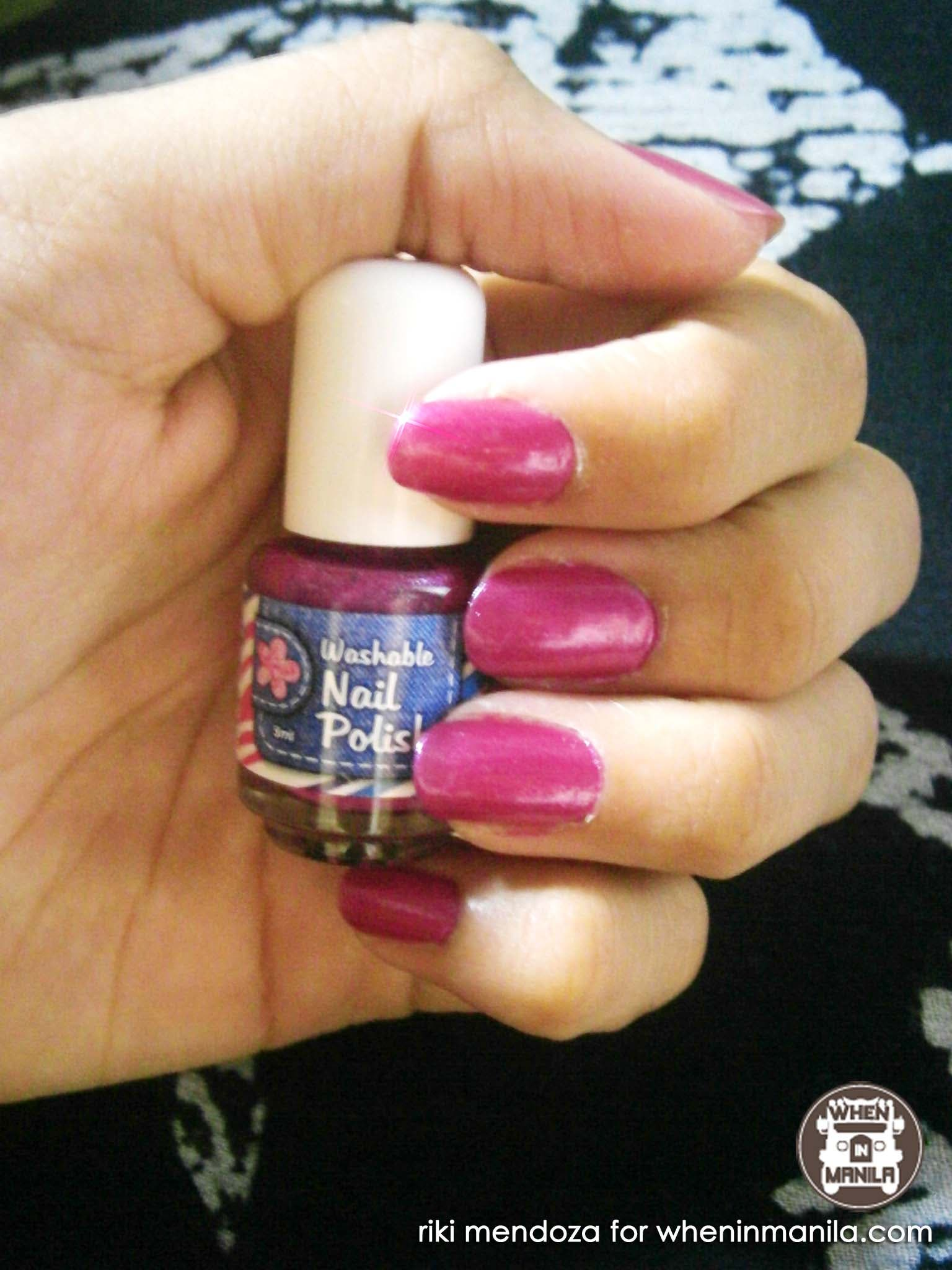 Win Girlstuff Nail Polish and Have the Girliest Nails Ever! | When ...