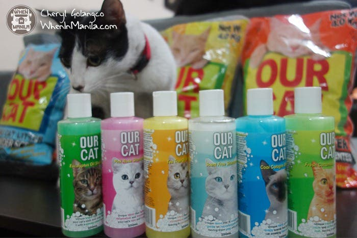 Best Pet Supplies in the Philippines: Cat Litter and Cat