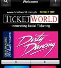 TicketWorld - Mobile