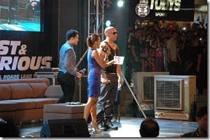 Vin Diesel in Manila Fast  Furious 6 Cast in the Philippines for Premiere with Michelle Rodriguez Luke Evans Gina Carano WhenInManila (10)