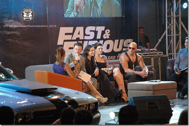 Vin Diesel in Manila Fast  Furious 6 Cast in the Philippines for Premiere with Michelle Rodriguez Luke Evans Gina Carano WhenInManila (17)