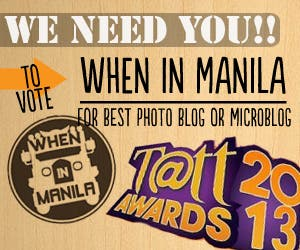 Globe Tatt Awards Vote WhenInManila
