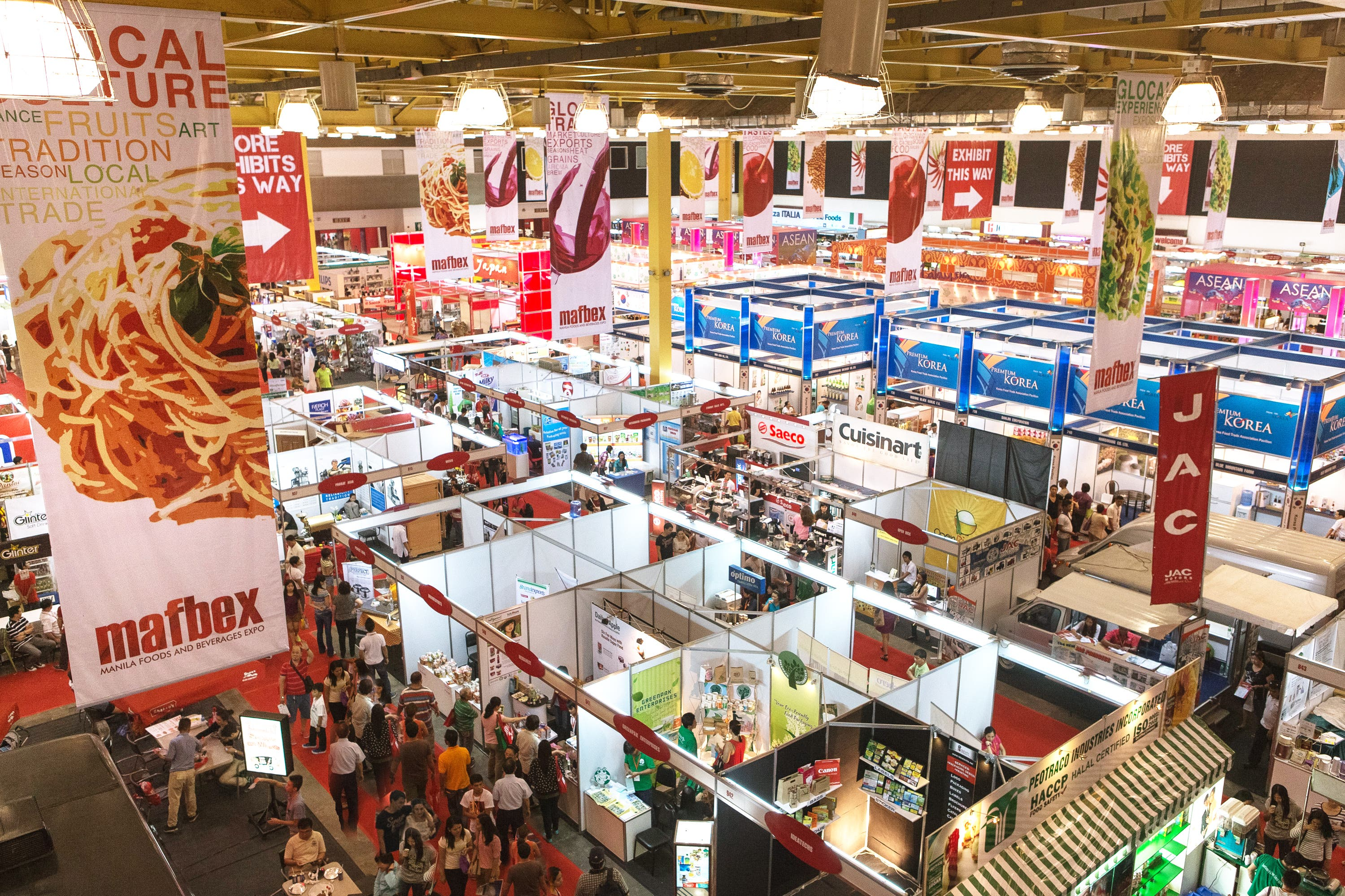 MAFBEX once again brought together the food and beverage industry's best under one roof.