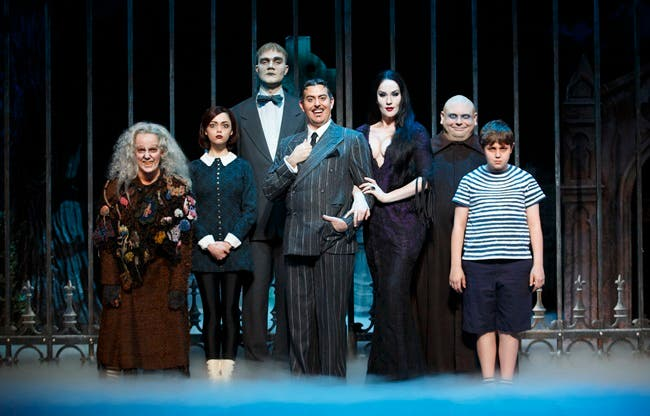 The Addams Family A New Musical Comedy Hits Singapore at the Resorts World Sentosa.03