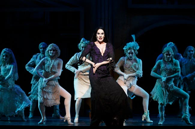 The Addams Family A New Musical Comedy Hits Singapore at the Resorts World Sentosa.07