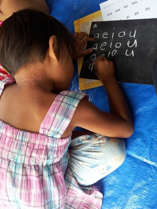 Ang Galing! Volunteer Activity by ATD Fourth World Philippines, NGO