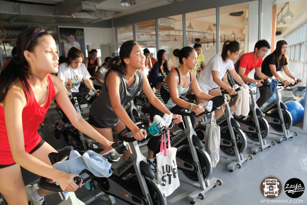 The First-Timers Guide to Spinning Class at Gold's Gym (GGX)