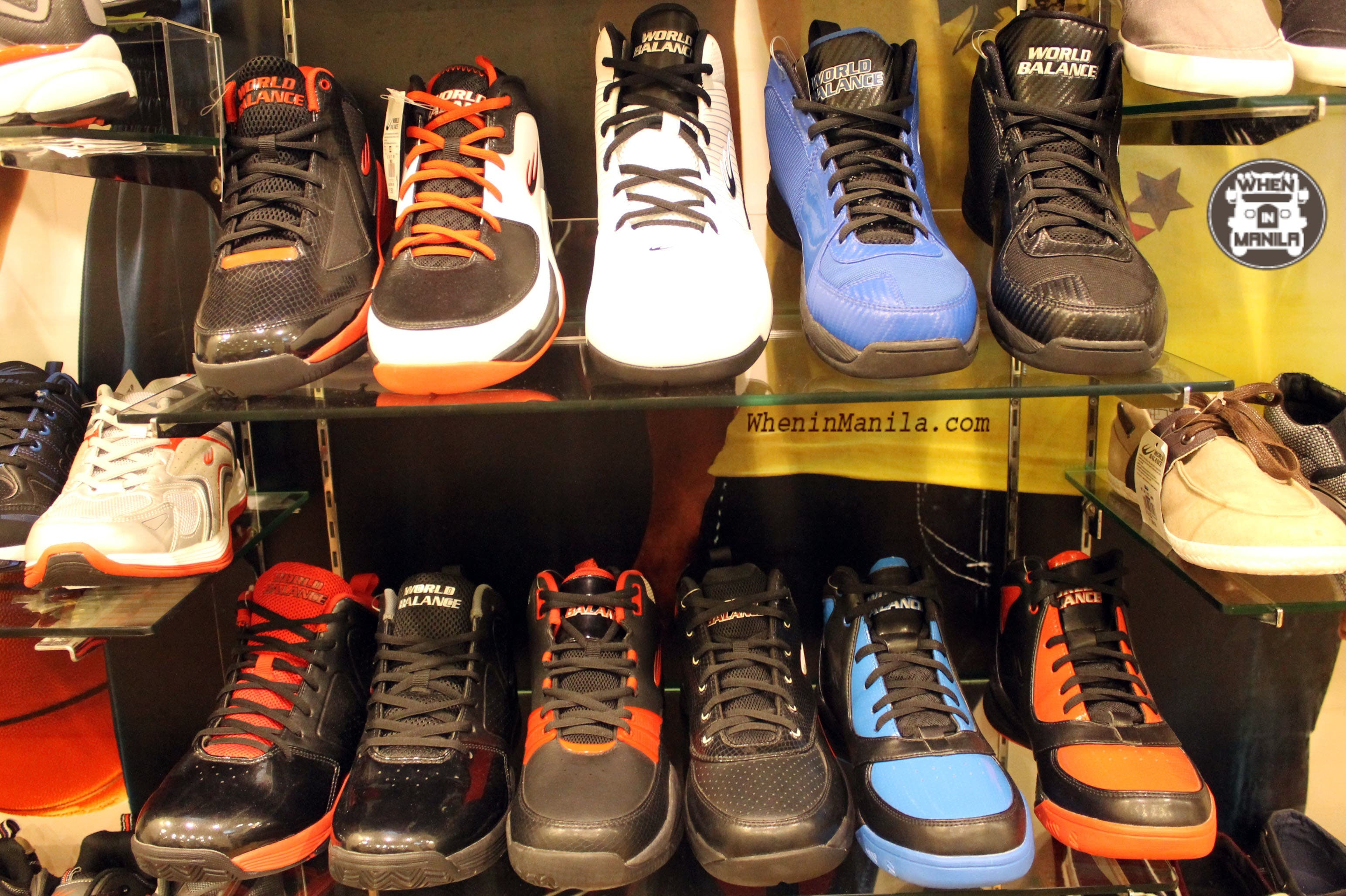 World Balance A Complete World Of Shoes At Your Fingertips When