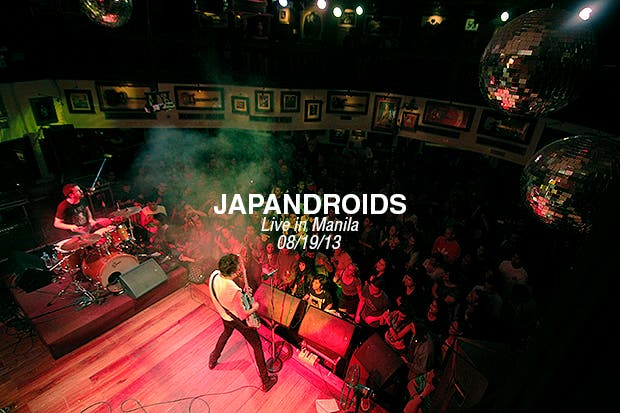 Japandroids Live in Manila 2013