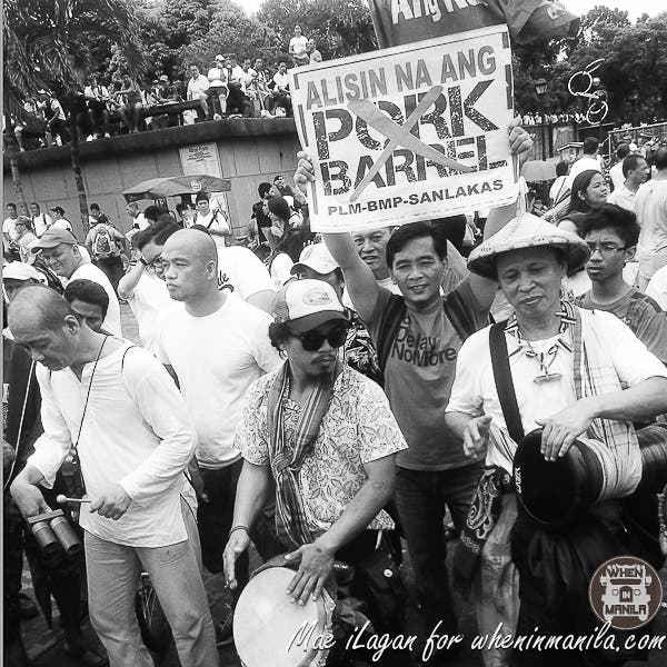 Million People March Pork Barrel Napoles Mae Ilagan When in Manila (23 of 45)
