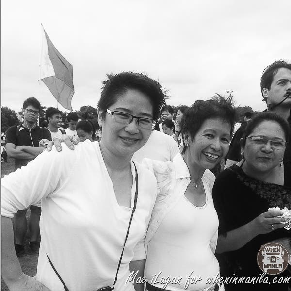 Million People March Pork Barrel Napoles Mae Ilagan When in Manila (27 of 45)