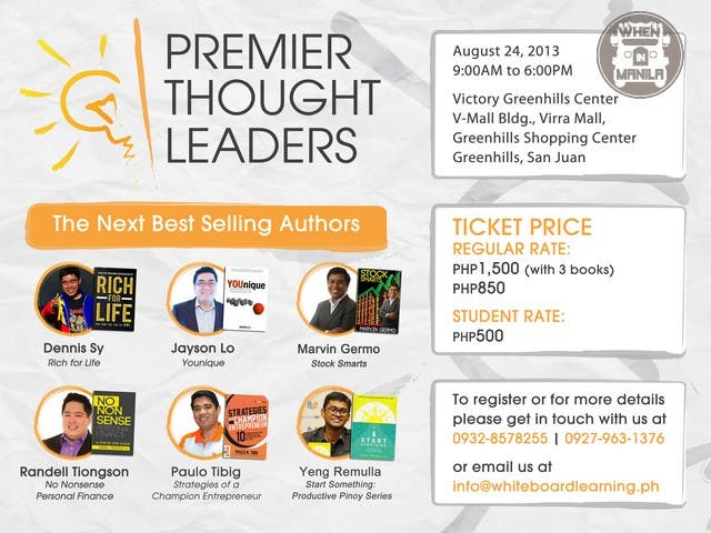 Premier thought leaders - Final