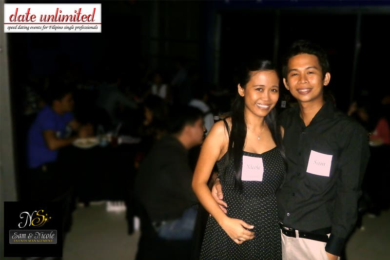 Speed dating event philippines