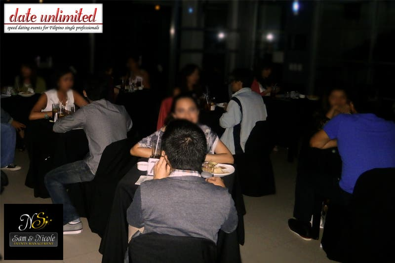 Speed dating event in manila 2018