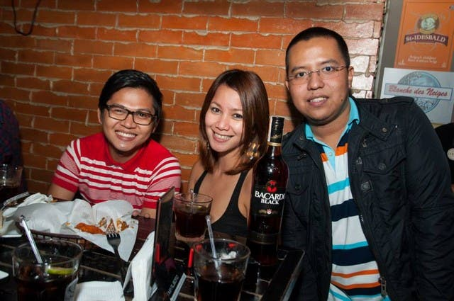 Folks from Fox Philippines and Yahoo! Philippines joined us at the Food Launch