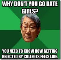 Signs you have Overprotective Chinese Parents told mostly by the High Expectations Asian Father meme (18)