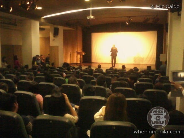 Student media congress dlsu 11