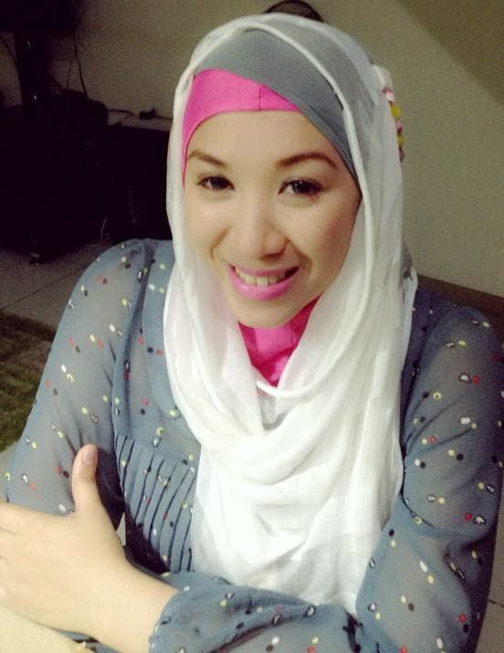 Syled and Designed Hijab by Honey 1