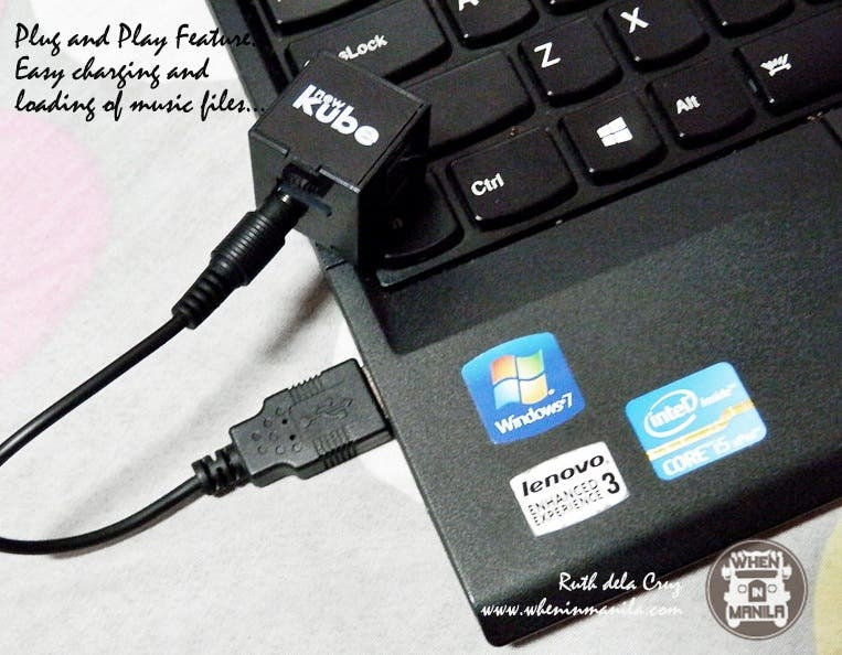 new-kube-mp3-when-in-manila-review