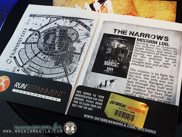 Outbreak Missions the Narrows 3