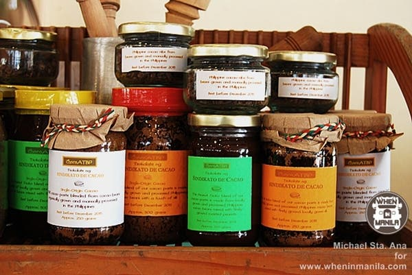 All the Sindikato de Cacao Tablea Blend products