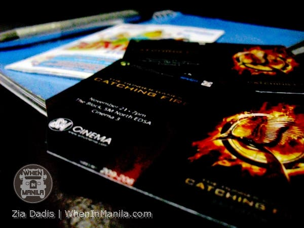 The Hunger Games: Catching Fire Block Screening, presented by UP Alchemes