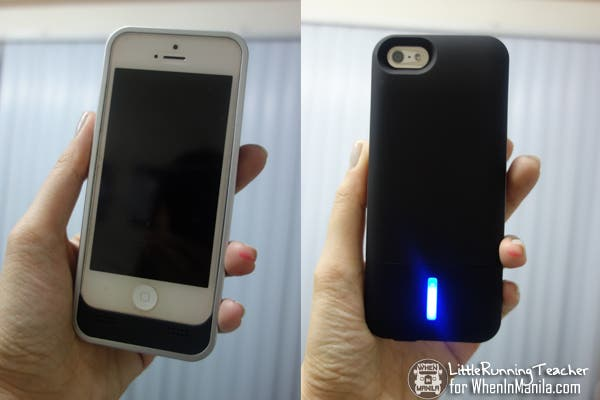 Removable Battery Case for Iphone 5 by Ibattz (02)