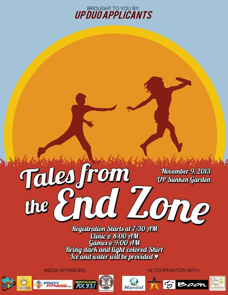 Tales from the Endzone Poster2