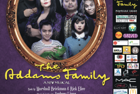 Atlantis Productions: The Addams Family