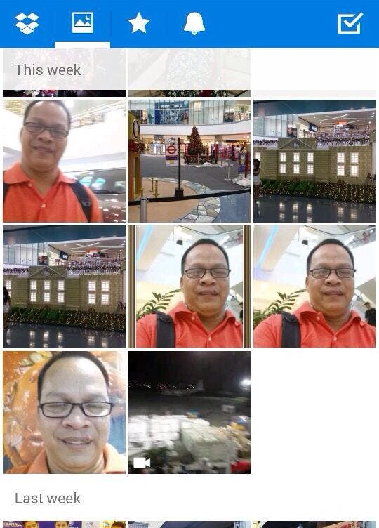 Thief Steals from Volunteers Helping Typhoon Yolanda Haiyan Victims Unknowingly Uploads Selfies to the Internet 2
