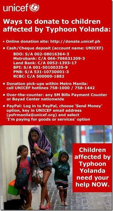 Verified Legit Ways to Help Super Typhoon Haiyan Yolanda Victims (4)
