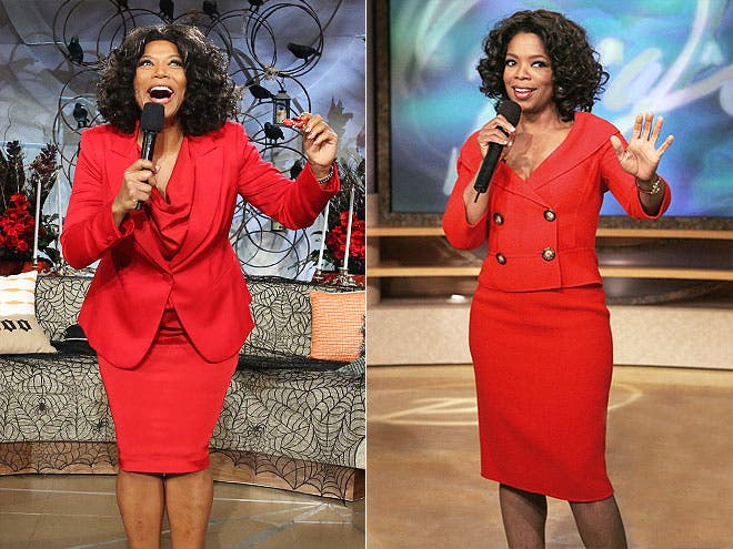 Celebrities Who Dressed Like Other Celebrities