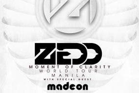 Moment of Clarity World Tour: Zedd Live in Manila
