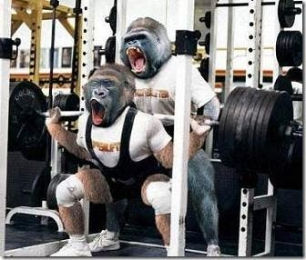 10 Most Annoying People at the Gym (10)