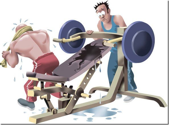 10 Most Annoying People at the Gym (16)
