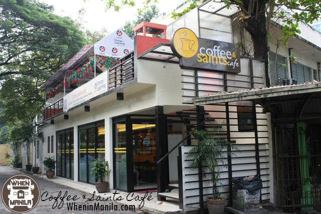 Coffee & Saints Café: Your Daily Bread and Breakfast